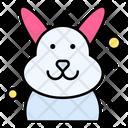 Bunny Rabbit Easter Bunny Icon