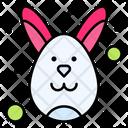 Bunny Rabit Easter Icon