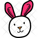 Bunny Rabbit Easter Icon