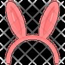 Headband Bunny Band Headwear Icon
