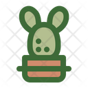 Bunny Ear Cactus Cacti Angels Wings Icon