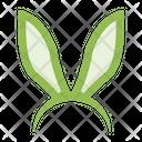 Ears Bunny Rabbit Icon