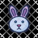 Bunny Face Icon