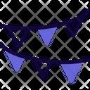 Party Flag Icon