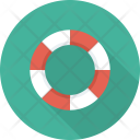 Buoy Life Safety Icon