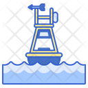 Buoy Marine Floating Icon