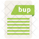Bup file Icon
