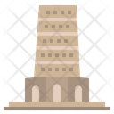 Burana Tower Icon