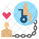 Burden Disable Handicapped Icon