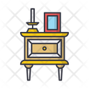 Bureau Drawer Furniture Icon