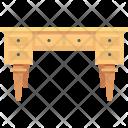 Bureau Desk Drawer Icon