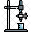 Burette Stand Beaker Icon