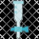 Chemistry Burette Lab Icon