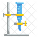 Burette Experiment Icon