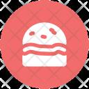 Burger Food Junk Icon