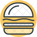 Burger Fast Food Icon
