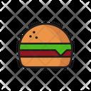 Burger Chiken Burger Humburger Icon