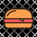 Burger Fast Food Humburger Icon
