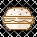 Burger Fast Food Food Icon