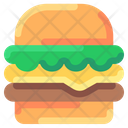 Burger Food Category Icon