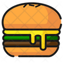 Burger Fast Food Food Icon Icon