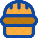 Burger Food Meal Icon
