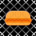 Burger Fastfood Junk Icon