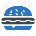 Burger Fastfood Meal Icon