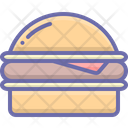 Burger Hamburger Food Icon