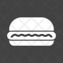 Burger Food Bread Icon
