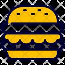 Burger Fastfood Hamburger Icon