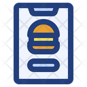 Food Business Fast Icon