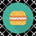 Burger Junk Fastfood Icon