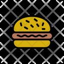 Burger Fastfood Eat Icon