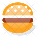 Burger Food Fast Icon