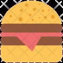 Burger Food Junkfood Icon