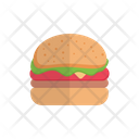 Burger Fastfood Hotel Icon