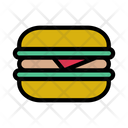 Burger Fastfood Junkfood Icon