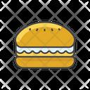 Burger Juck Food Food Icon