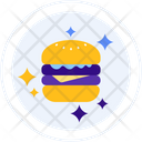 Burger Fast Food Junkfood Icon