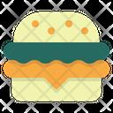 Burger Food Sandwich Icon