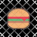 Fastfood Eat Bakery Icon