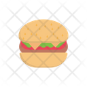 Burger Fastfood Bakery Icon