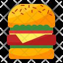 Burger Hamburger Sanck Icon