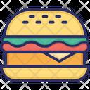 Burger Food Fast Food Icon