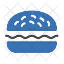 Burger Fastfood Lunch Icon