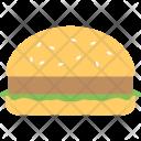 Burger Hamburger Fastfood Icon