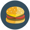 Hamburger Burger Food Icon