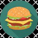 Burger Hamburger Chicken Icon