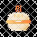 Burger Takeaway Takeout Icon